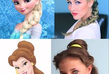 Every Girl has a Disney Princess Within! / Who is your favourite Disney Princess? OR does it depend on your favourite Prince Charming???