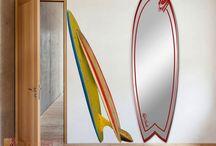 Surf decor ideas