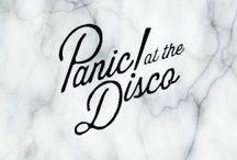 • panic! at the disco •