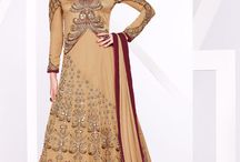 Faux Georgette Special Suits Collection / The exact origin of the salwar kameez is not known but it is believed that it was introduced by the Muslim rulers and it was brought into India by the Central Asian invaders. Eventually, it became popular and is now used by a number of women, especially by the Indian women.