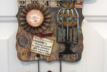 Tim Holtz stuff / by Nancy Hunt