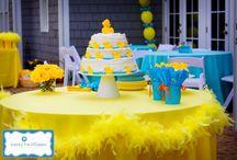 1st Birthday Party / by Jennifer Whitman