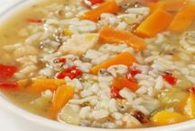 Recipes-Soups / by Shannon Tinstman