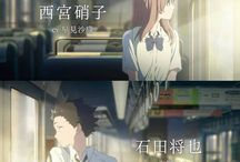 Koe No Katachi / Fangirling over one of my favorite manga: A Silent Voice