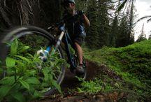 Mountain Bike / Trails around the resort, Teton Valley and Jackson.