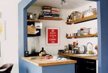 Kitchens / mix of inspirations