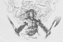 Great Conan art