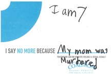 NO MORE! / by New Hampshire Coalition Against Domestic & Sexual Violence