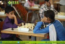 National Youth Chess Championship 2014 / National Youth Chess Championship 2014 organized by UOL Chess Society and IEEE UOL Chapter in collaboration with Chess Federation of Pakistan & World Chess Federation, a 3-Day event which was held at UOL's Defence Rd Campus.