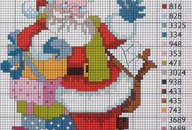 Cross Stitch - Boże Narodzenie