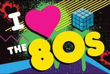 The 80's / Do You remember the 80's? Show us with your 80's Pins!