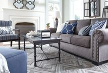 Grand Living / by Ashley HomeStore