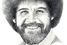 Happy Trees / A Bob Ross collection / by Doug Ledford