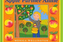 book nook: Apple Farmer Annie