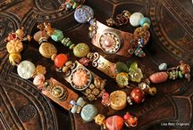 Hand Crafted Jewelry / by Janet Peters