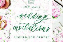 Custom Wedding Invitations Tips and Inspiration