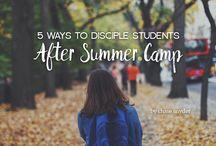 Summer Ministry Ideas
