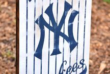 Yankees⚾💯 / by Raquel Meyers