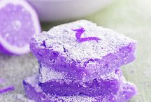 Purple everything