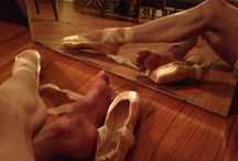 Pointe Shoes & Dance Footwear / Pointe shoes and other dance footwear.