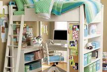 Kid Rooms & Playrooms Ideas  / by Kassandra Partaledis