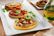 Mediterranean Wedding Food