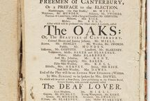 Playbills from Eighteenth-century Britain / A representative selection of playbills from London and regional theatres in collection of the Lewis Walpole Library.  For more, see the Library's digital images collection at http://images.library.yale.edu/walpoleweb/
