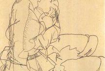 Famous Artists: Egon Schiele