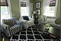 Living Room/Great Room / by Michelle Reale