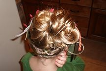 Little girls hair / by Melanie Visser
