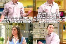 Big Bang Theory funnies