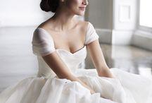 Polka Dot/Drapey/Hydrangea Wedding / Plans for my wedding which will eventually happen.  Manifest! / by Home Key Organization