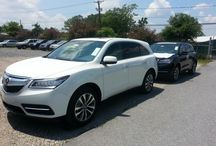 2014 Acura MDX arrives at Tischer Auto! / First shots of the 2014 Acura MDX at our dealership.