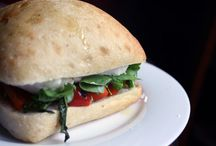Sandwiches / by Denise Brennan Camillo