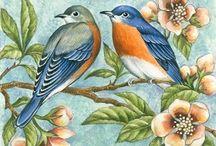 картинки птички