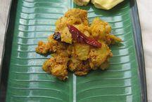 Kerala sadya / about sadya recipes
