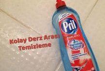 Temizlik için