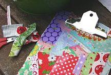 Sew : Scrap Fabric