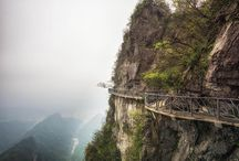 La magia natural de China: enamórate de Tianmén y Zhangjiajie