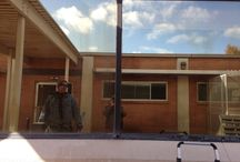 Window Cleaning Tulsa -  Glass Restoration / Glass Restoration   Hard water stain removal / Oxidation removal