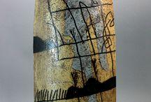 Clay - Glazes: Slips / by Cathy Francis