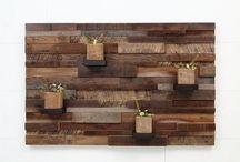Scrap wood DIY