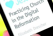 Books Worth Reading: Digital Theology / Texts that specifically engage at the intersection of Christianity/faith and the digital world. Please link to any reviews in the comments field.  / by The Big Bible Project