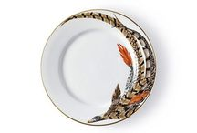 THANKSGIVING PLATES TO HELP SET AN ELEGANT TABLE / Thanksgiving Plates Inspiration