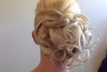 Updo's / Updo's for every occasion. Weddings, prom, school dances, and more.