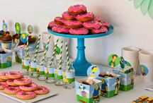 The Simpsons Themed Party - Bake & Craft with Julia