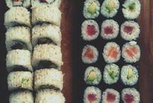 Asian food / by Nazli Zamaninoor
