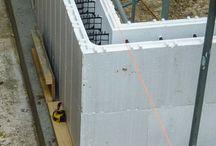 polystyrene construction