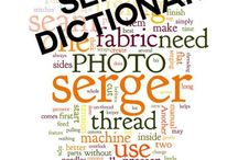 Sergers / by Shelly Rhodes