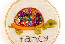 embroidery  / by vix thur